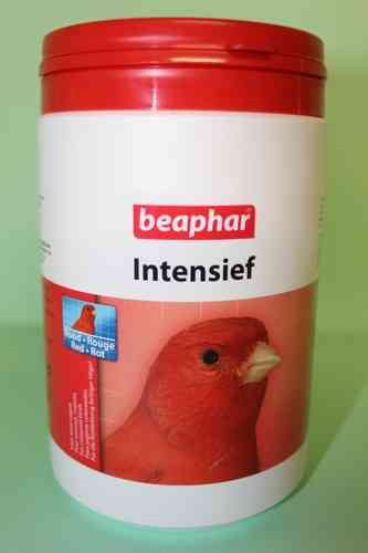 Beaphar red Intensief 500g x  6 cans