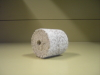 Mineral block with a tunnel.Compatible holder available under article k406r