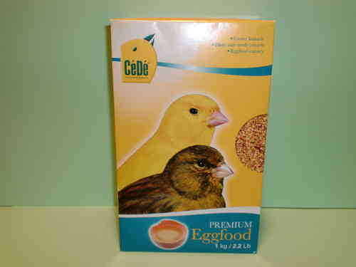 Cede canaries yellow 1kg