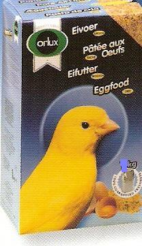 Orlux dry egg feed for canaries yellow    5 kg