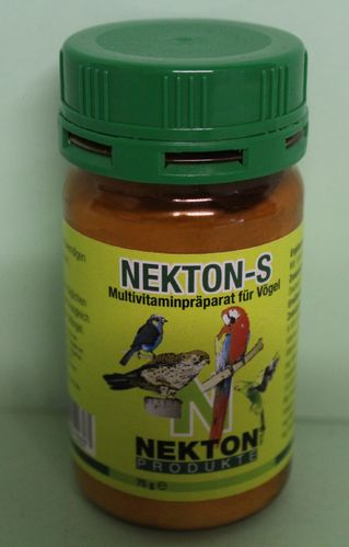 Nekton S multivitamin powder 75  gr.