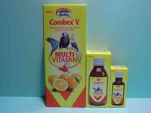 Vitacombex V (multivitamin fluid) 125ml