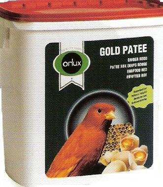 Orlux Patee for canaries red 5kg