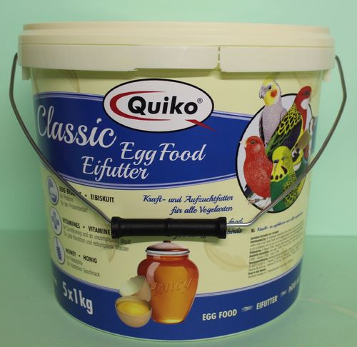 Quicko classic egg feed 5kg