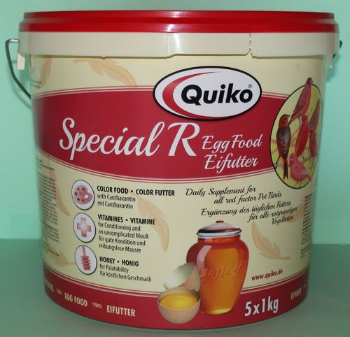 Quiko Spezial red Egg feed   5 Kg